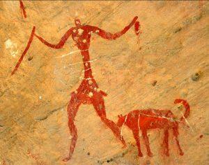 perros-en-la-prehistoria