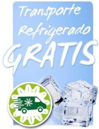 transporte gratis refrigferado