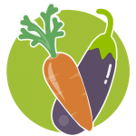 Verduras Vitaminas y Fibra