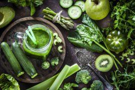 alimentos verdes perrros biodog diete barf